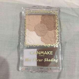 CANMAKE Mat Fleur Shading Powder