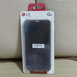 LG G6 Quick Cover