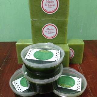 Madre de cacao soap and ointment