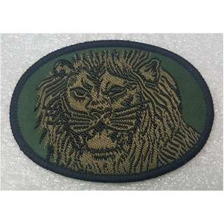 South Korea Army Special Forces Brigade HQ patch (2005-2006)