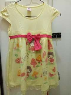 Dress anak #momratu