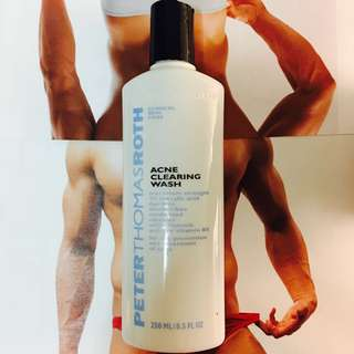 Acne Clearing Wash Peter Thomas Roth