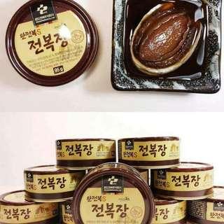(13/3-2200截) 韓國🇰🇷莞島原隻醬油鮑魚