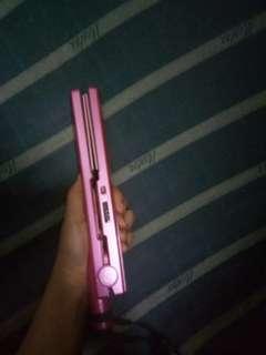 Original Pink Hair Iron