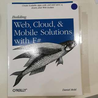 Building Web,Cloud & Mobile Solutions With F#