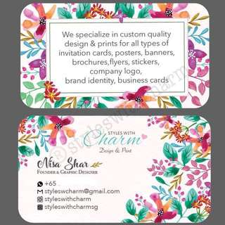 Business Card / Name Card