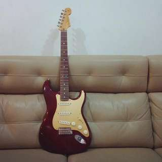 Custom Shop Fender Stratocaster (MIA)