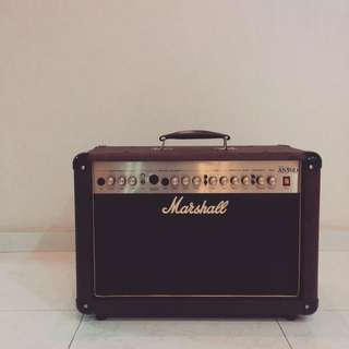 Guitar Amplifier Marshall Acoustic AS50D