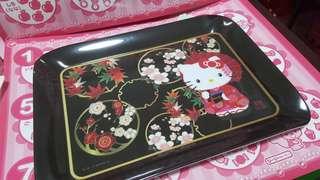 Hello Kitty Kimono Serving Tray