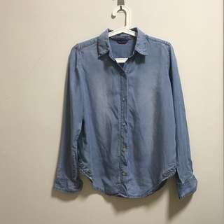 【urban research】牛仔襯衫 日本專櫃購入