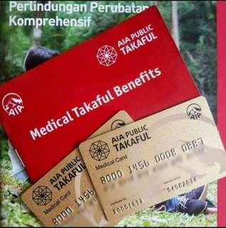 Medical Card 1.1 Juta Setahun