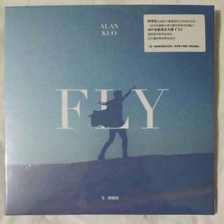 [Music Empire] 柯有伦 - 《飞》|| Alan Kuo - Fly CD Album