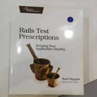 Rails Test Prescriptions