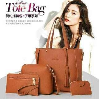 4-in-1 fashion bag