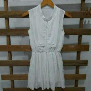 Korean Plain Dress