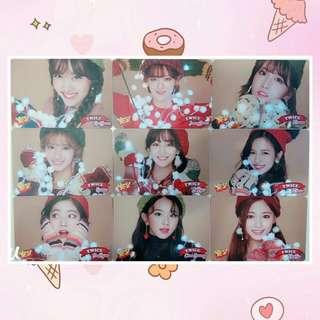 Twice專輯卡