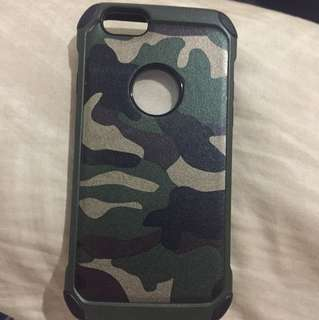 iPhone 6 army case