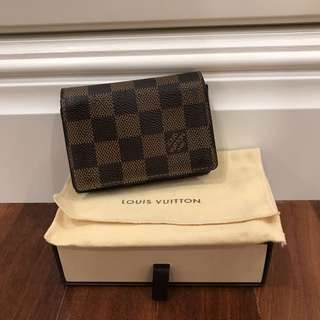 Louis Vuitton Damier Business Cardholder