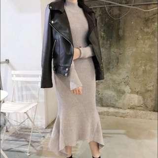 🚚 Vova 正韓魚尾洋裝