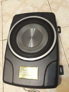 Subwoofer mbq audio