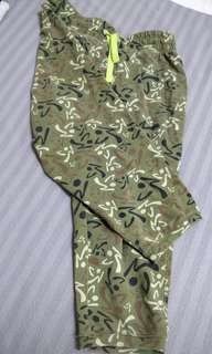 3 Quarter Zumba Shorts