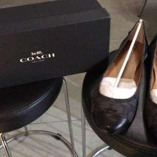Coach平底鞋 US 9.5