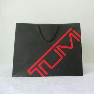 Tumi Paper Bag