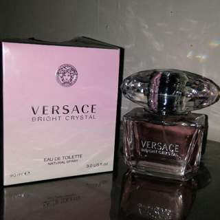 Authentic Versace Bright Crystal 90ml