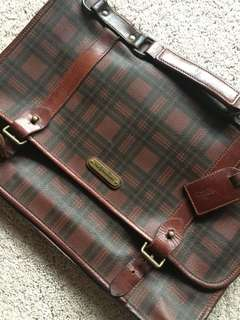 Vintage RL Messenger Bag