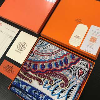 🔥Clearance🔥Boutique Identical Superior Silk Scarf OL Shawl Office Essential Travel Holiday Gift