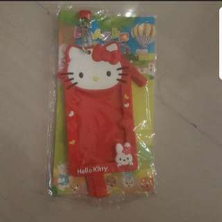 In stock hello kitty card holder