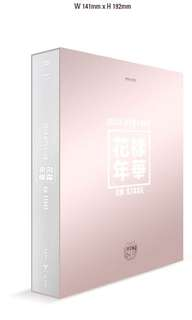 BTS 2015 on stage DVD