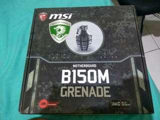 Motherboard BM150 MSI