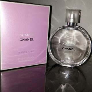 Summer Promo!!! Authentic Chance by Chanel