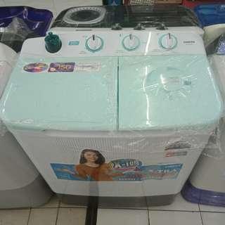 Mesin cuci sanken paling murah bisa kredit tanpa DP dan promo tanpa BUNGA