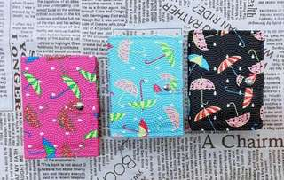 New Travel Printed Wallet Make Up Palette