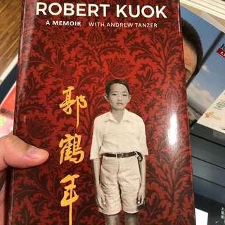 Robert Kwok A Memoir with Andrew Tanzer