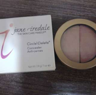 Jane iredale circle delete concealer 遮瑕膏