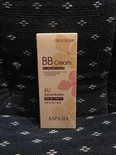 ASPASIA BB cream SPF50/PA+++