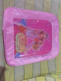 Tas anak barbie