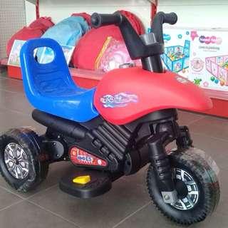 Mini kids motor