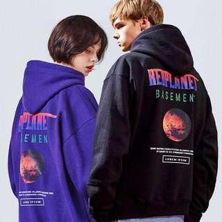韓國品牌 ONA 衛衣😻👅💦