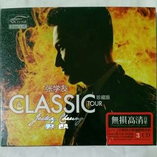 [Music Empire] 张学友 - 《A Classic Tour》精选 || Jacky Cheung Greatest Hits Audiophile CD Album