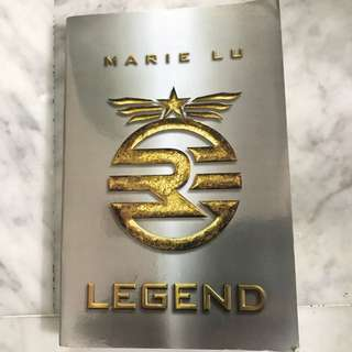 Marie Lu - Legend (book 1 of Legend series)