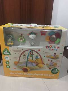 ELC Blossom Farm with 5 detachable toys