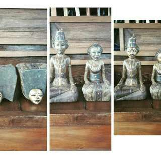 Patung loroblonyo antik