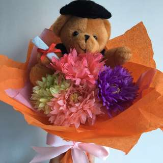Graduation Flower