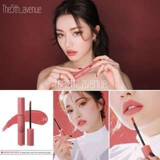 3CE Velvet Lip Tint #Near and Dear (Authentic)