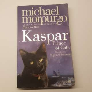 Kaspar Prince of Cats