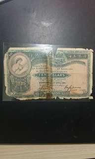 1941 匯豐十蚊